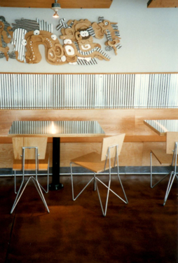 chairs in chipotle